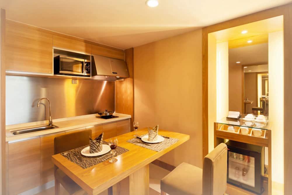 Appartamento Standard - Pasti in camera