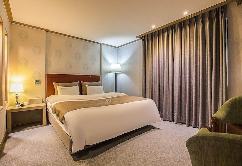 艾默瑞克飯店, 首爾, 套房, 1 張標準雙人床, 客房