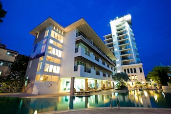 Foto The Pattaya Discovery Beach Hotel Pattaya di Pattaya