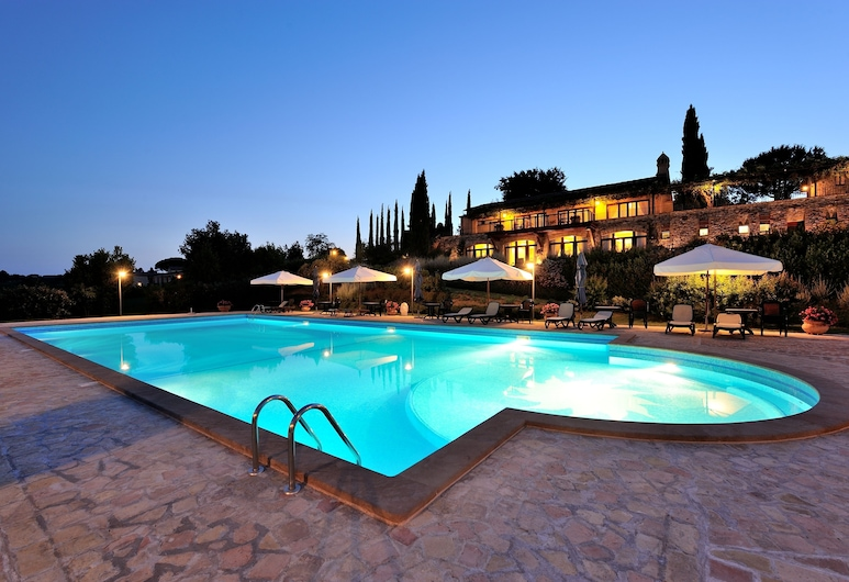 Ripa Relais Colle del Sole, Perugia, Udendørs pool
