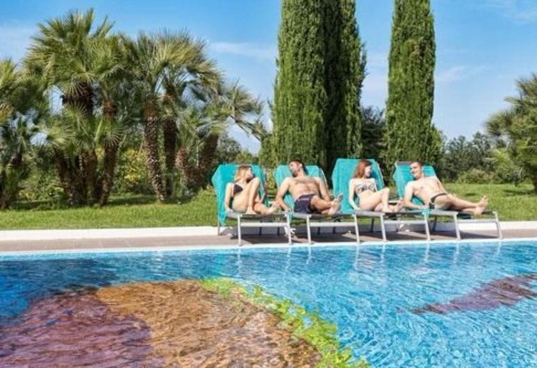 Active Hotel Paradiso Golf, Peschiera del Garda, Piscina all'aperto