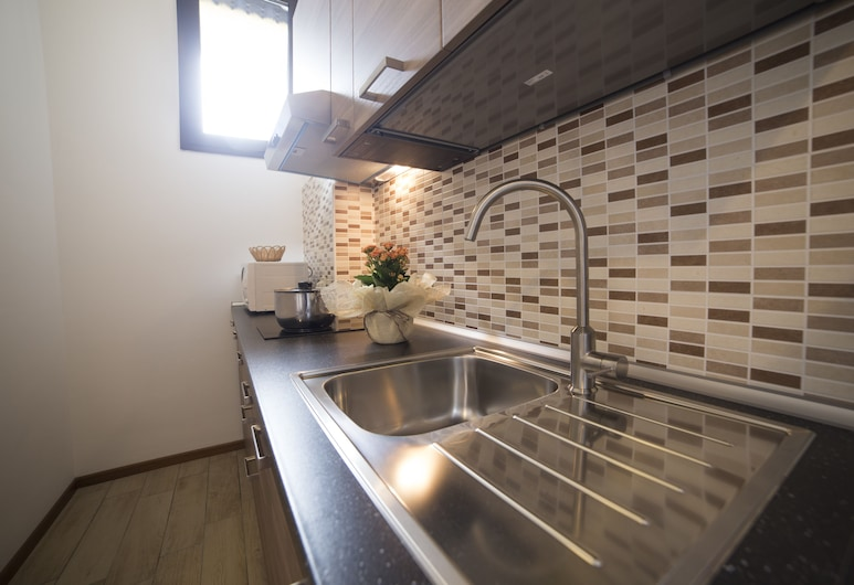 Piccola Oasi, Vigonza, Apartment (4 Pax), Living Room