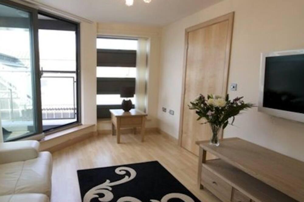 Lägenhet, 2 sovrum - Vardagsrum