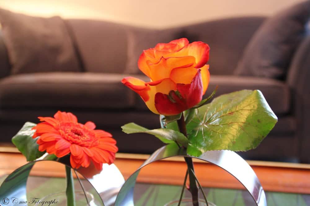 單人房 - 客廳