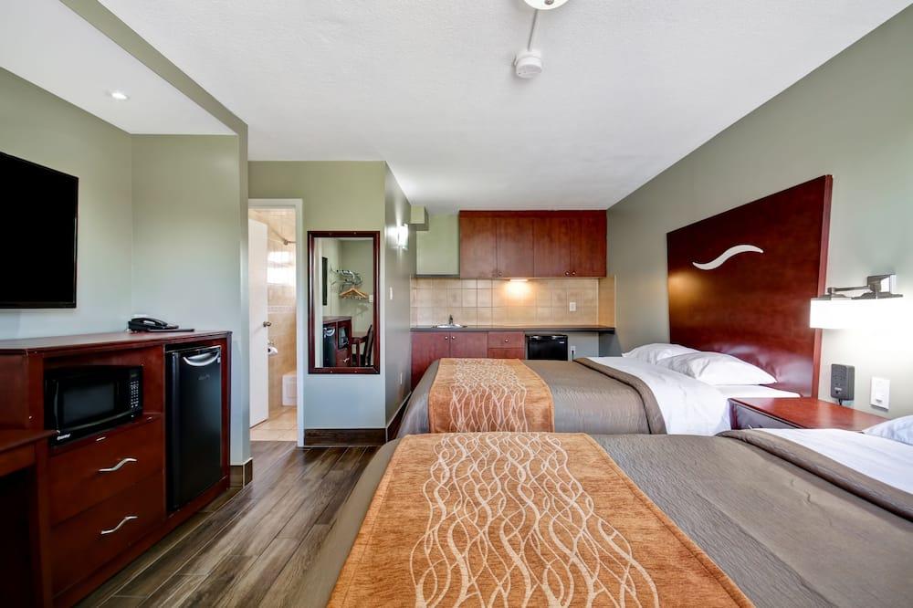 Soba, 2 queen size kreveta - Soba za goste