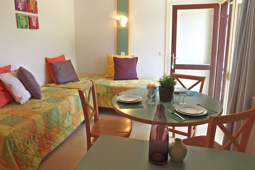 Cottage (2 pers) - Living Area