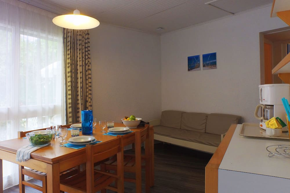 Apartment, 2 Bedrooms (5 Pers) - Living Area