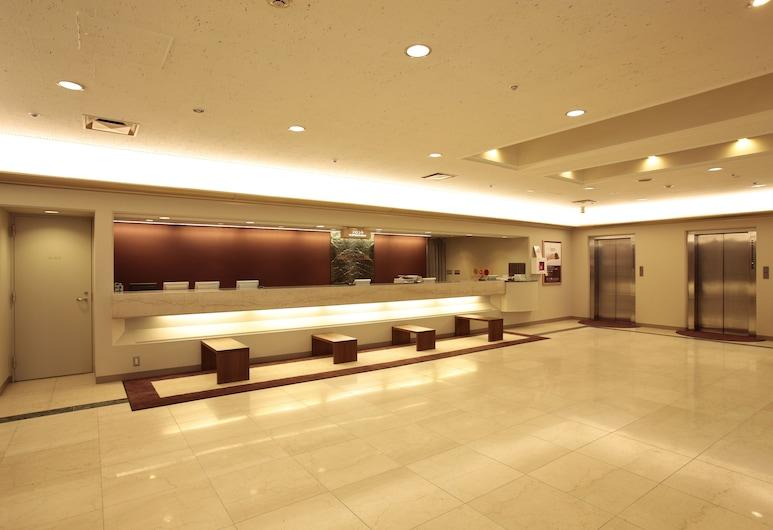 大阪 東急REIホテル, 大阪市, フロント