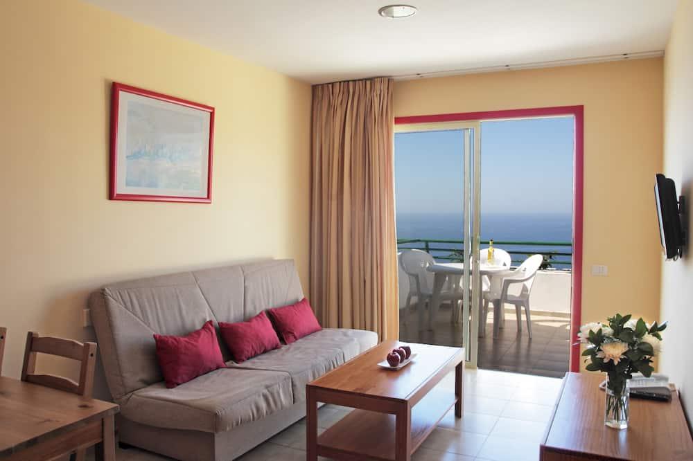 Apartamento Superior, Vista Mar (2 people ) - Sala de Estar