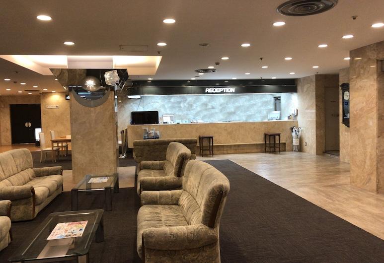 成田U-シティホテル, 成田市, フロント