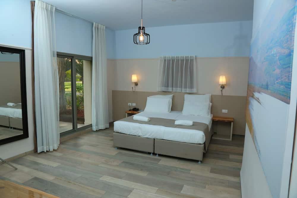 Deluxe Room Garden access - Hotel Entrance