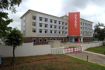 Puducherry — zdjęcie hotelu Ginger Pondicherry