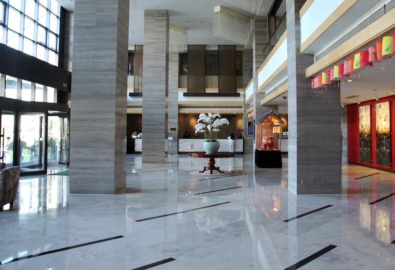 Holiday Inn Beijing Deshengmen, Pekín, Lobby