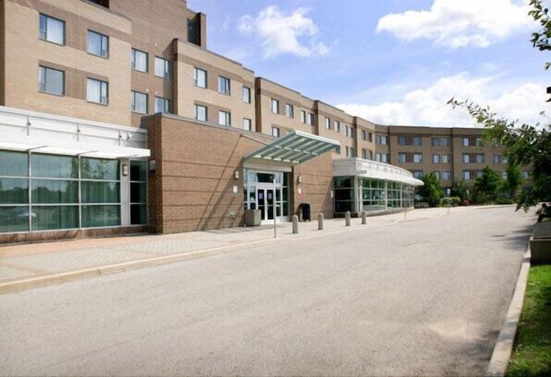 レジデンス & カンファレンス センター ハミルトン, ハミルトン, 施設の入り口