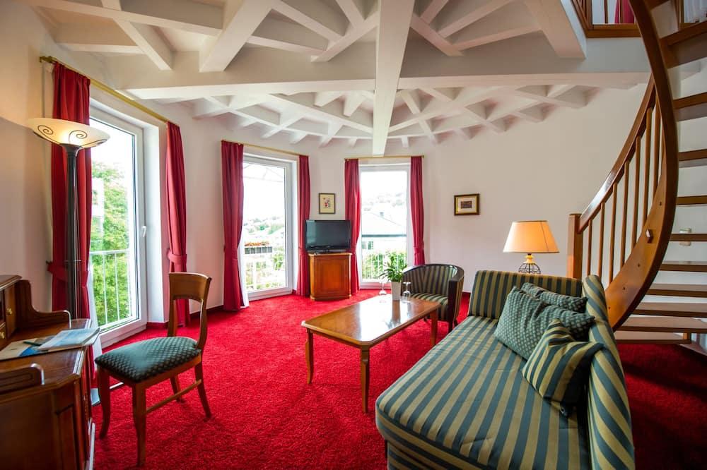 Suite (Tower Suite, Beeren Auslese) - Living Area
