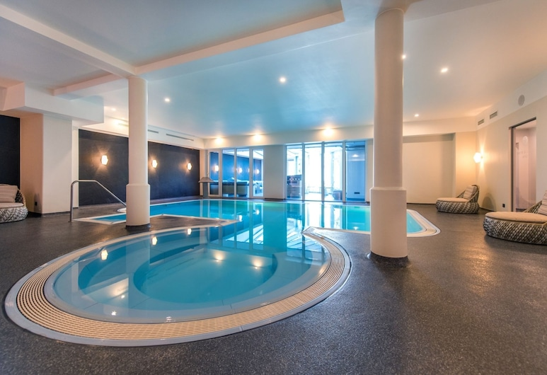Moselromantik-Hotel Keßler-Meyer, Cochem, Heitur pottur inni