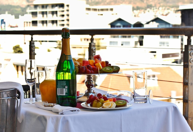 Rockwell All Suite Hotel & Apartments, Cape Town, Outdoor Dining