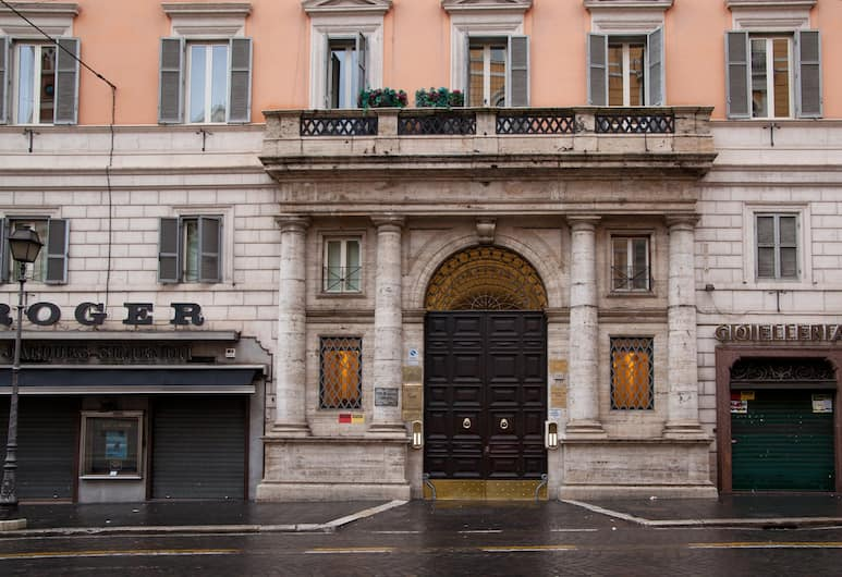 羅馬貴族旅館, 羅馬, 外觀