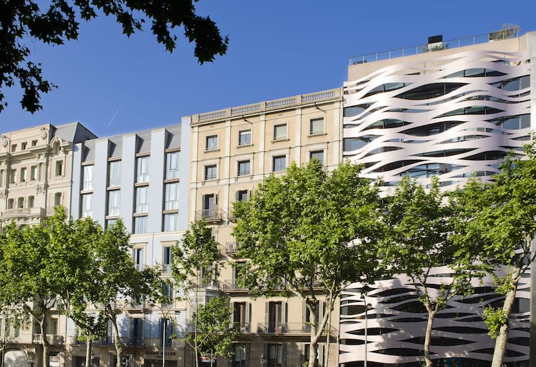 Suites Avenue, Barcelona, Exterior