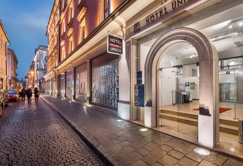 Hotel Unicus Krakow Old Town, Краків, Вхід до готелю