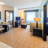 Apartament typu Suite, 2 sypialnie, dla niepalących - Salon