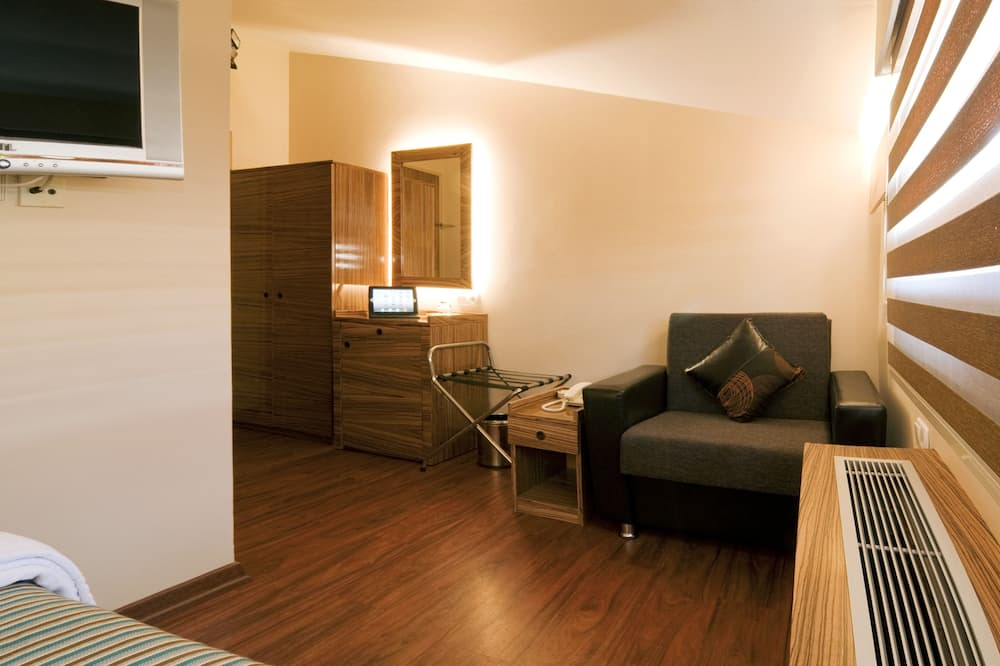 Standard Single Room, 1 Twin Bed - Living Area