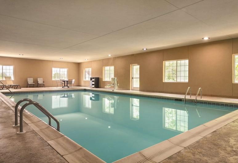 Country Inn & Suites by Radisson, Goodlettsville, TN, גודלטסוויל, בריכה מקורה