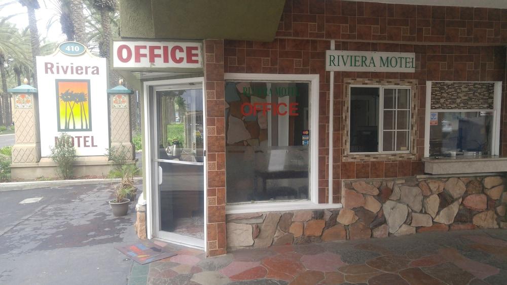 Riviera Motel, Anaheim
