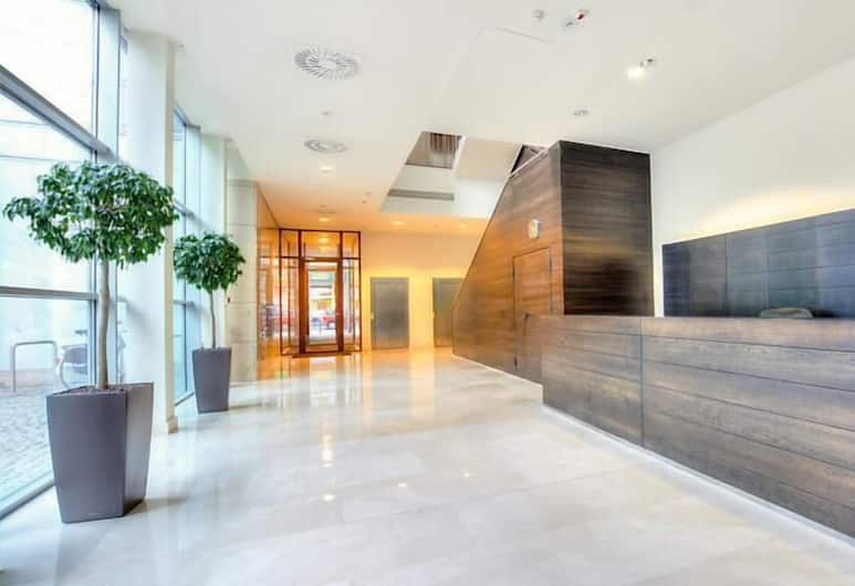 La Gioia Designers Lofts Luxury Apartments, Cracovia, Hall