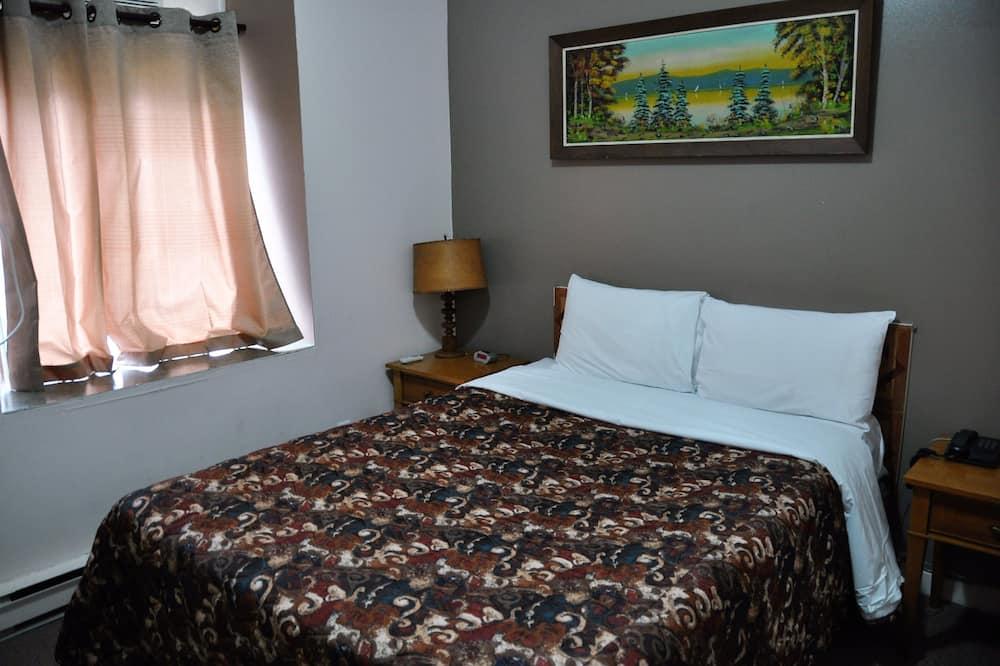 غرفة عادية - سرير كبير - غرفة نزلاء