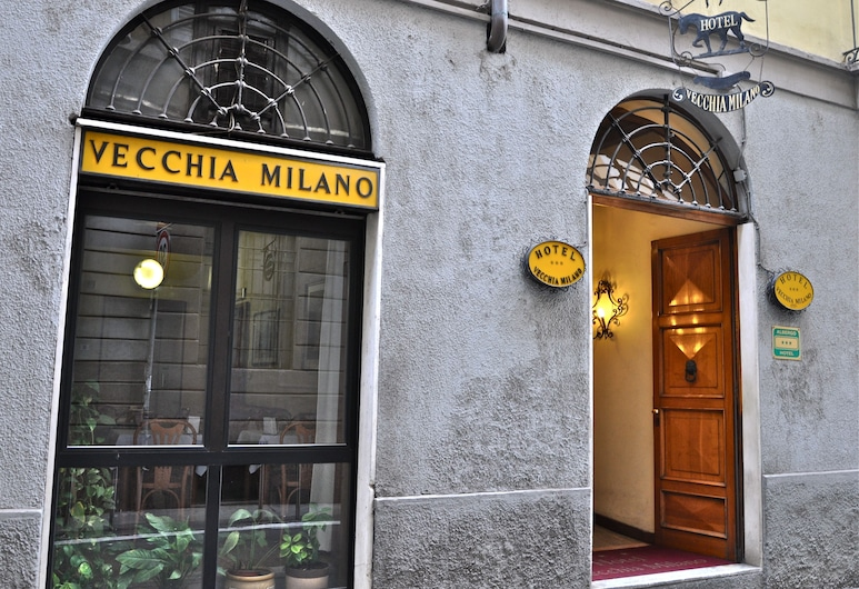 Hotel Vecchia Milano, Milan