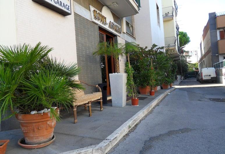 Hotel Astoria Pompei, Pompei, Hotel homlokzata