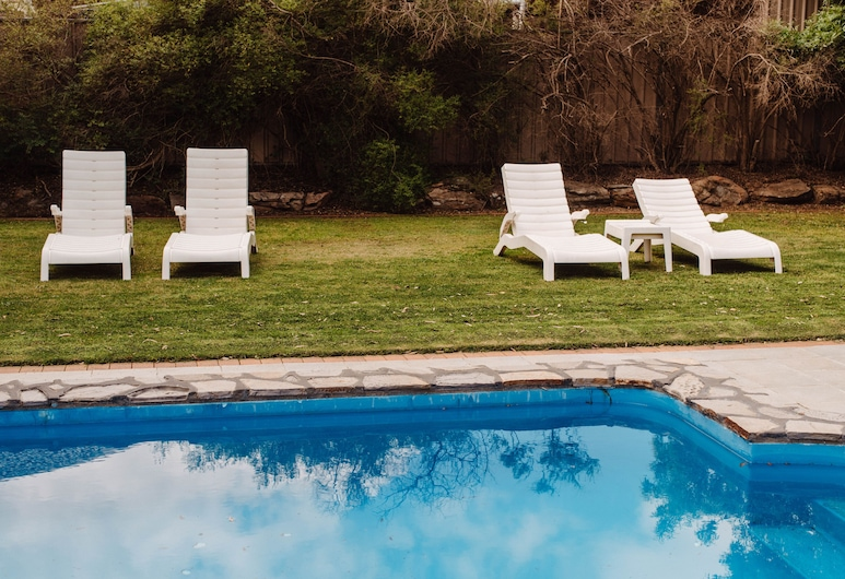 Barossa Weintal Hotel Complex, Tanunda, Outdoor Pool