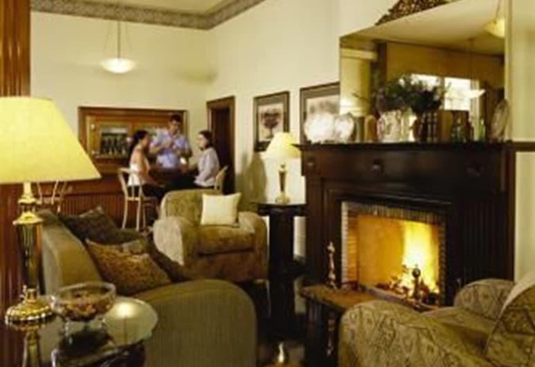 Royal Exchange Hotel, Broken Hill, Posezení ve vstupní hale