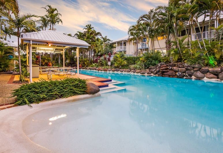 Diamond Cove Resort, Mermaid Beach, Zwembad