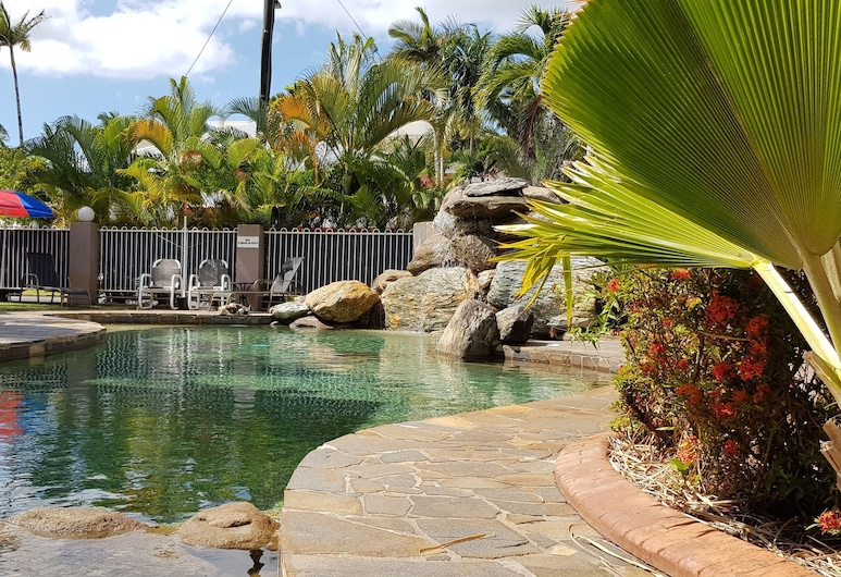 Reef Palms Motel, Cairns North, Pool