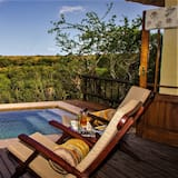 Superior Double Room, Private Pool - Terrace/Patio
