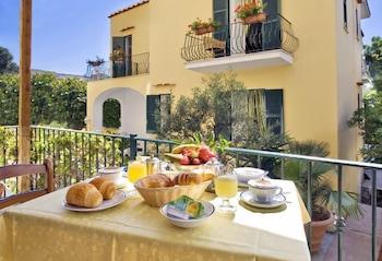 イスキア、ホテル ヴィラ マリーヤの写真