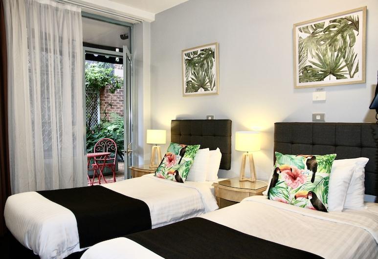 Mariners Court Hotel, Woolloomooloo, Habitación con 2 camas individuales, Habitación