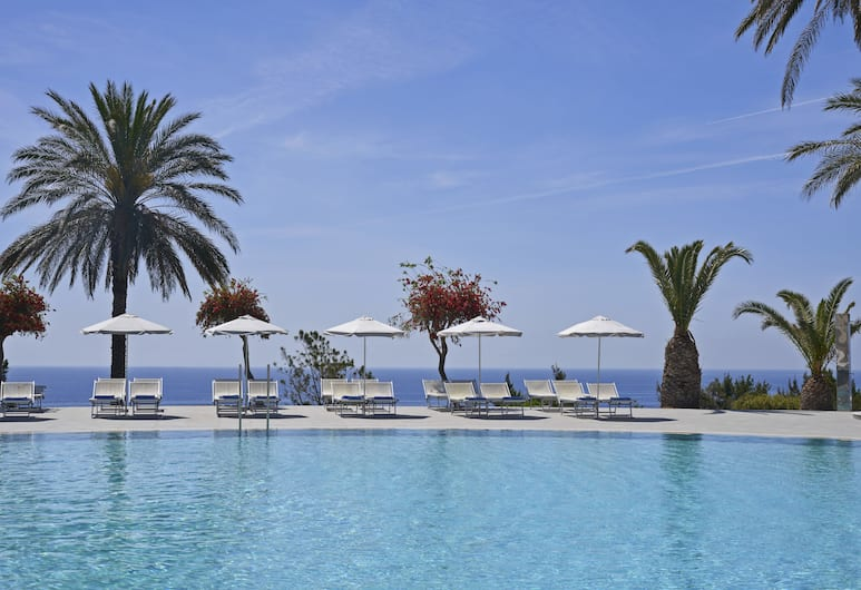 Rodos Princess Beach Hotel - All Inclusive, Rodosz, Medence