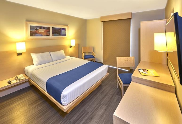City Express Puebla Angelopolis, 布埃布拉, 標準客房, 1 張加大雙人床, 客房
