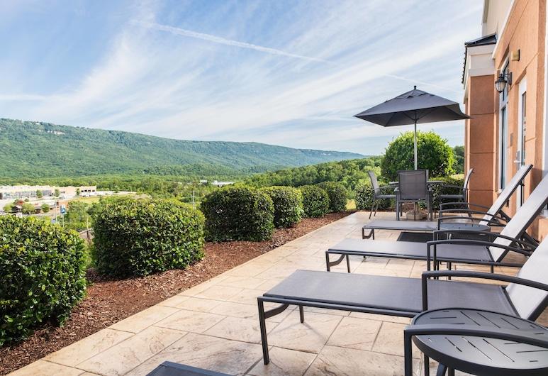Fairfield Inn & Suites by Marriott Chattanooga, Chattanooga, Terrasse/Patio