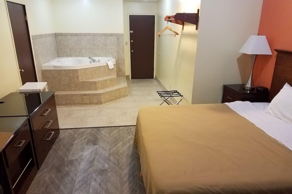 King Suite with Spa Bath - Viesu numurs