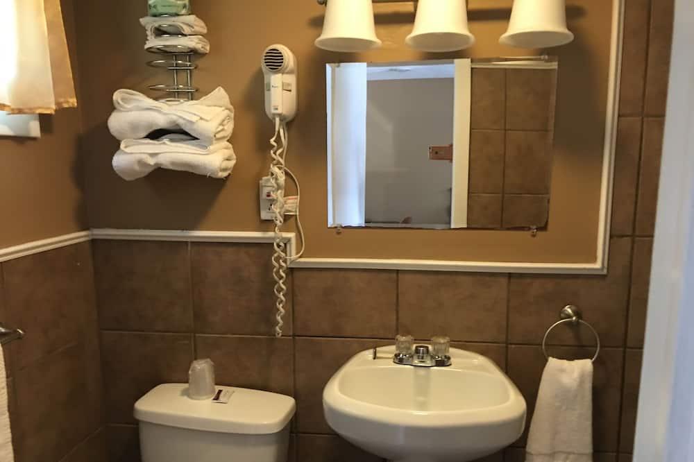 Стандартний номер - Вигоди у ванній кімнаті