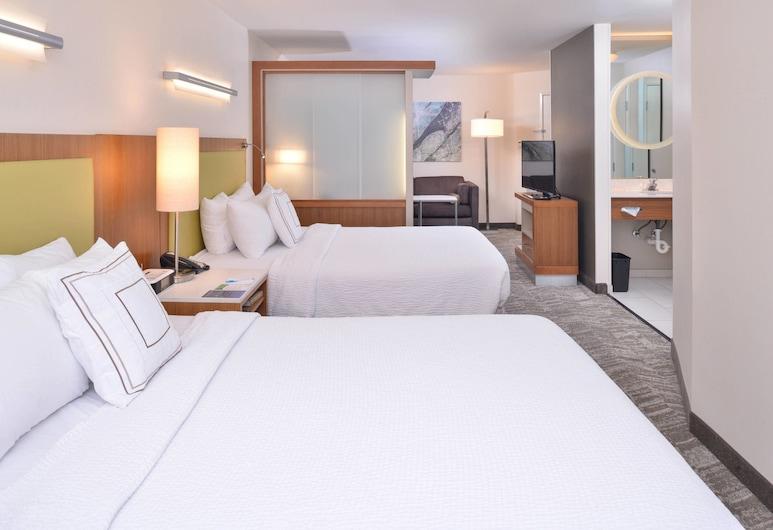 SpringHill Suites by Marriott Las Vegas Henderson, Henderson, Studiosuite, 2Queen-Betten, Nichtraucher, Zimmer