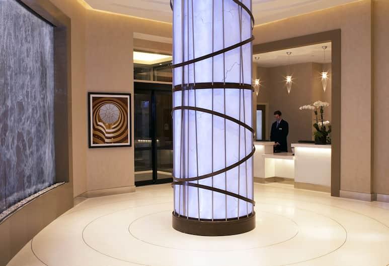 Staybridge Suites Times Square, Niujorkas, Vidinis įėjimas