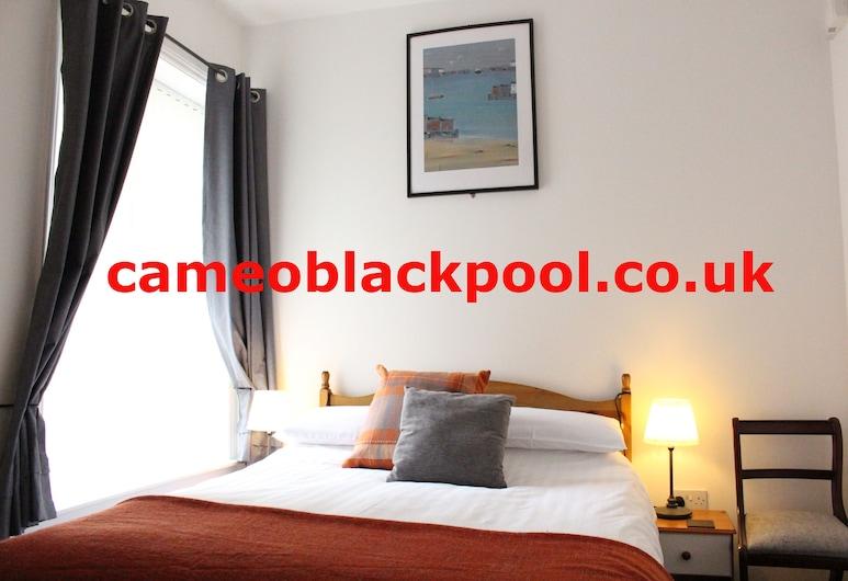 The Cameo, Blackpool, ห้องดับเบิล (Room3), ห้องพัก