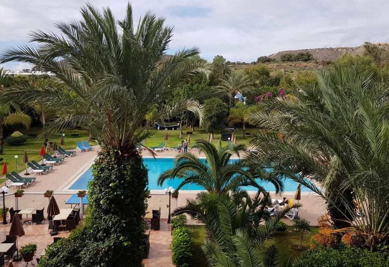 Tildi Hotel, Agadir, Dobbeltrom, utsikt mot basseng, Utsikt mot fjell