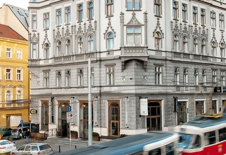 Czech Inn, Praga, Fachada do hotel