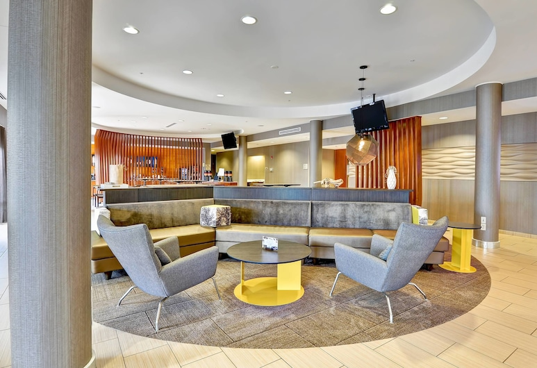 SpringHill Suites by Marriott Columbia, Columbia, Lobby
